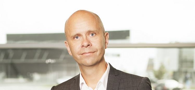 Jesper Svensson, General Manager SafePerformance, Safegate Group
