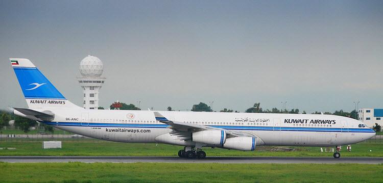 Kuwait_Airways_Airbus