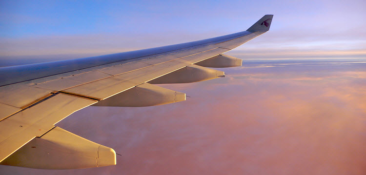Sunset_over_Saudi_Arabia_onboard_Qatar_Airways