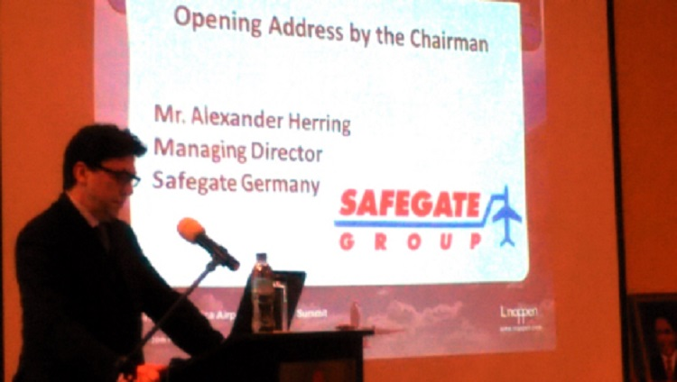 Alexander Herring Africa Airport Expansion Summit