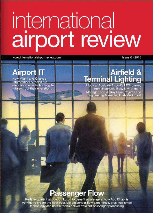 Adelade Airport, Article in International Airport review